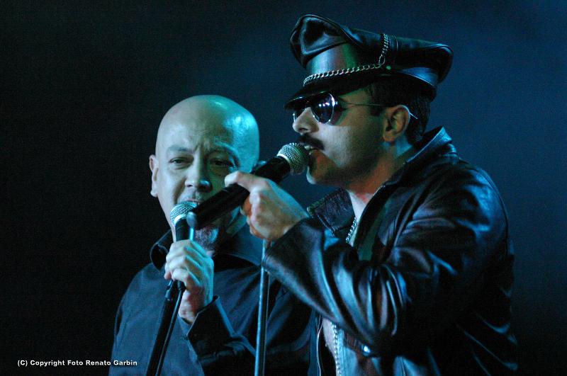 Enrico Ruggeri + Sonny
